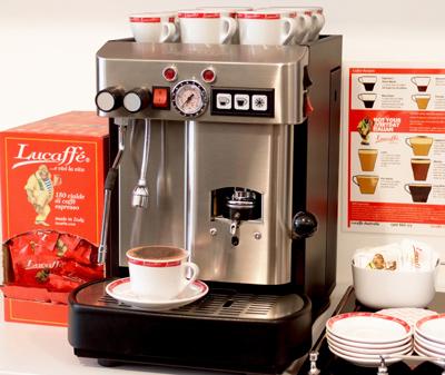 Cecilia Office Coffee Machine