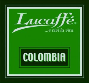 Lucaffe Colombia Coffee Pod