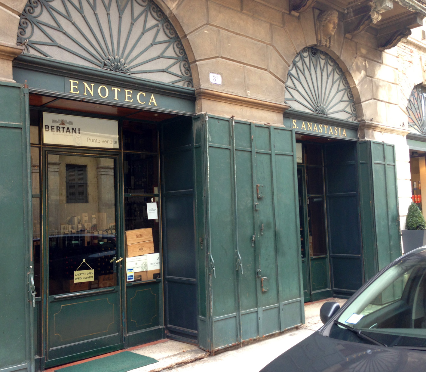 Enoteca in Verona