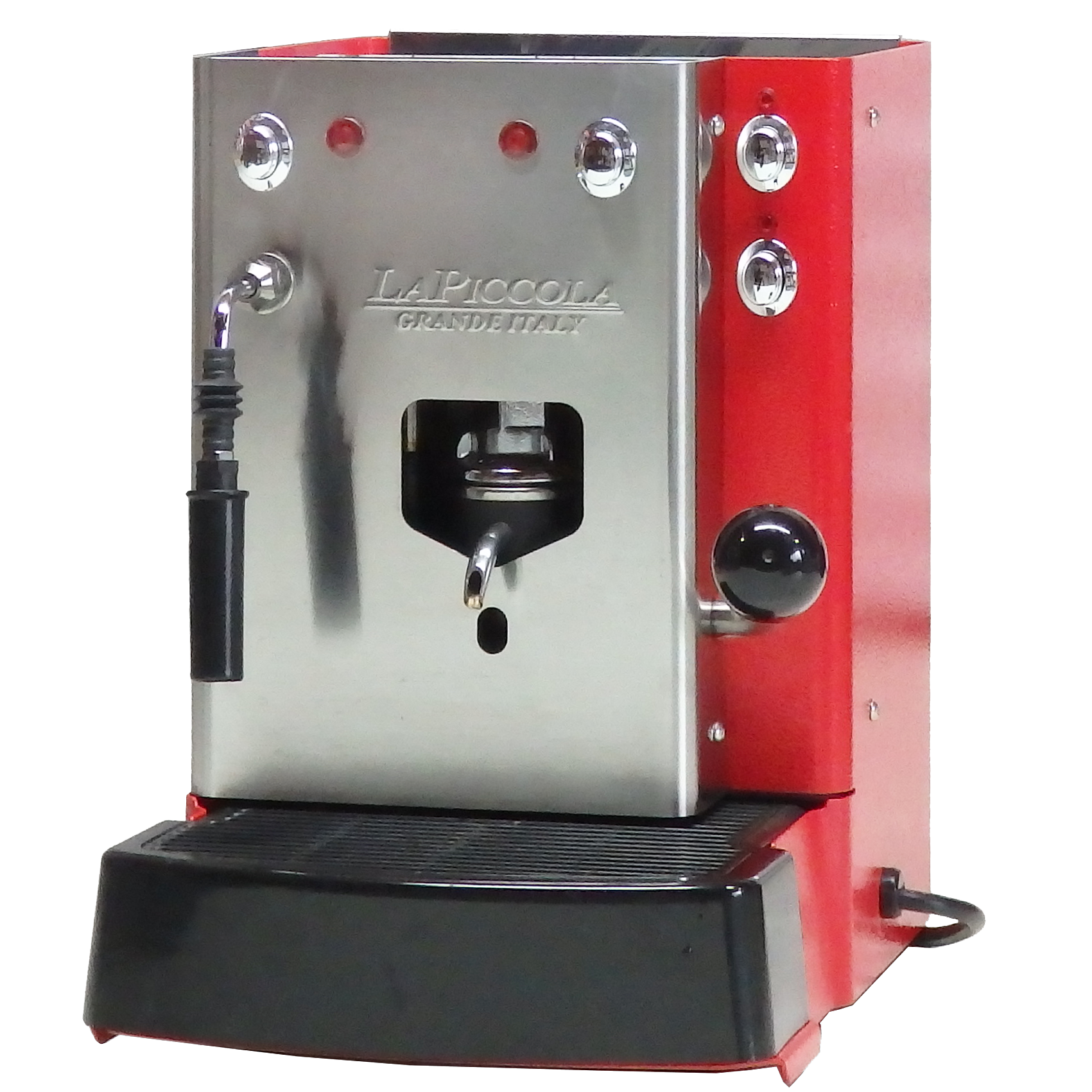 Sara Coffee Machine Red