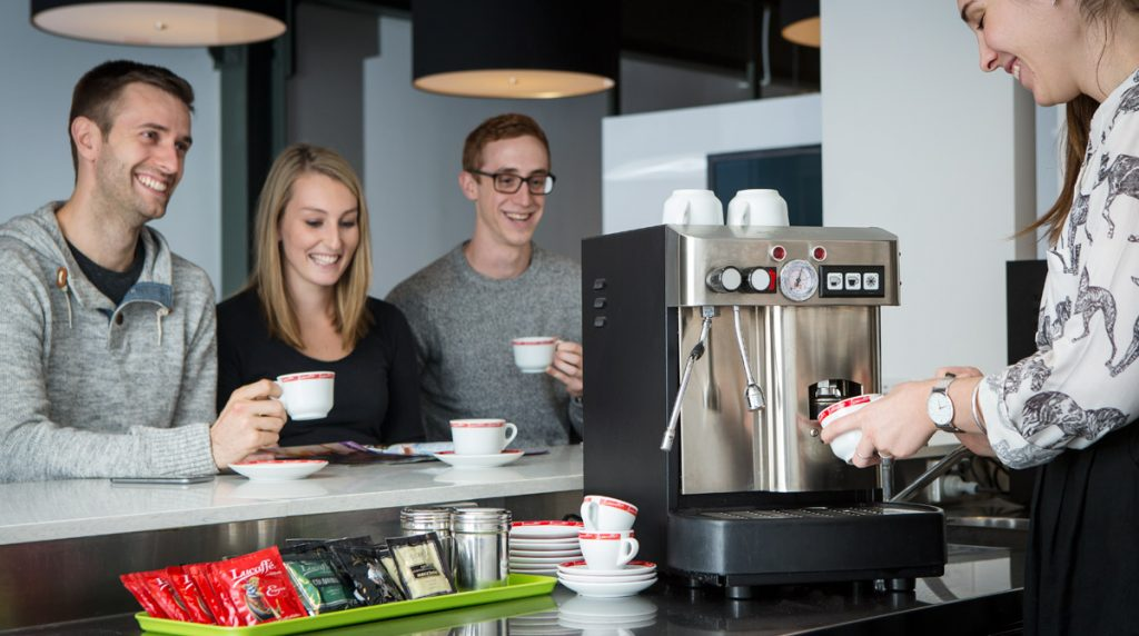 Coffee Machines for the Office