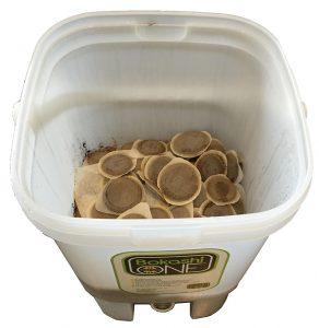ESE pod compost bin