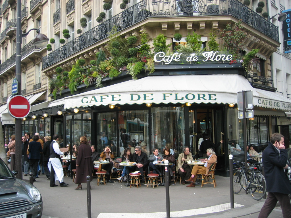 European Coffeehouses